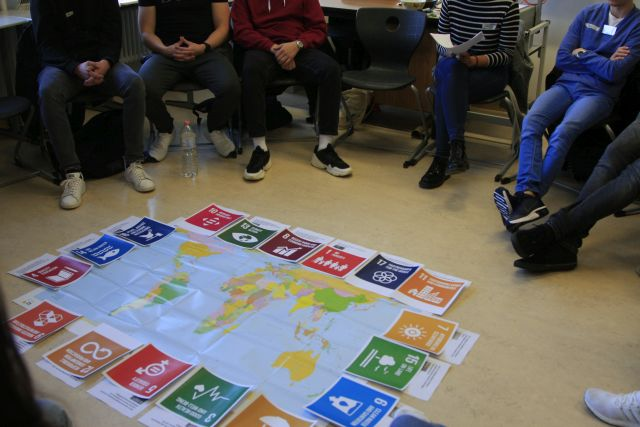 Projekttag SDG in Aktion